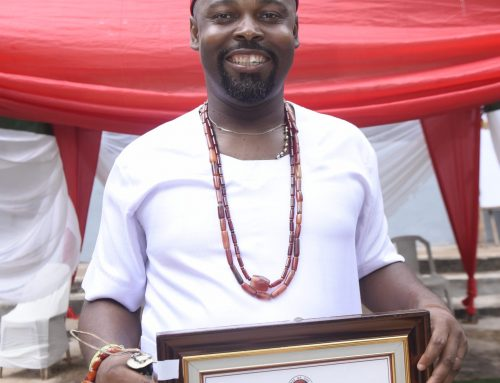 Engr (Dr) Epi Okoye adds more feathers to his title